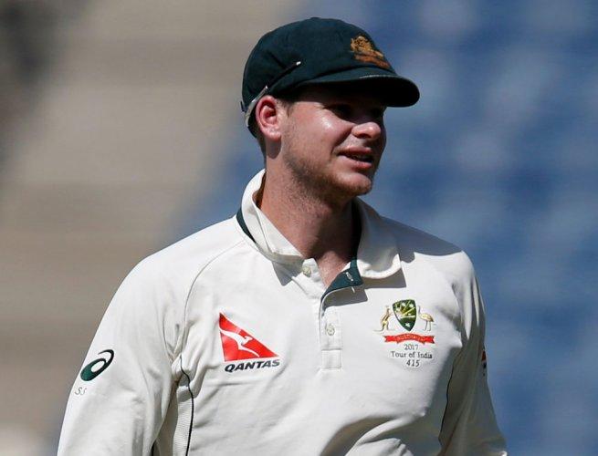 Smith heard using cuss words against Vijay