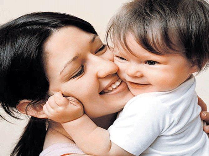 Most mothers unaware of health benefits of hug