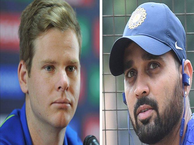 Tempers flare again as Smith calls Vijay 'cheat'