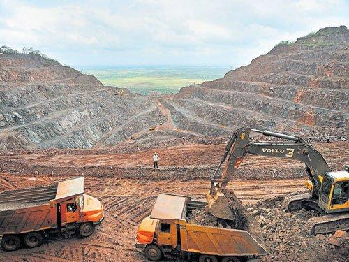Sandur MLA pulled down mine wall: NMDC