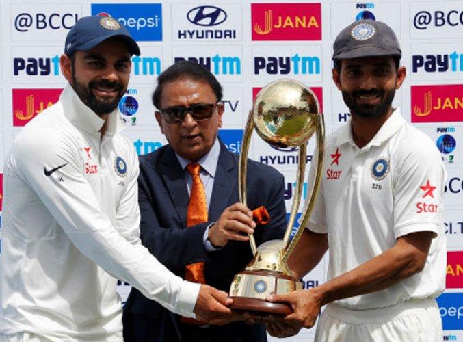 Seven in a row: India beat Australia to regain Border-Gavaskar Trophy