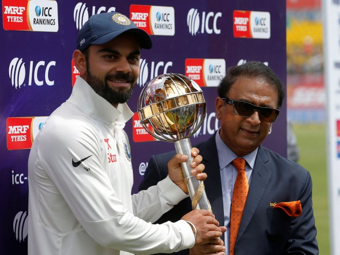 Gavaskar says it's time for India to win overseas now