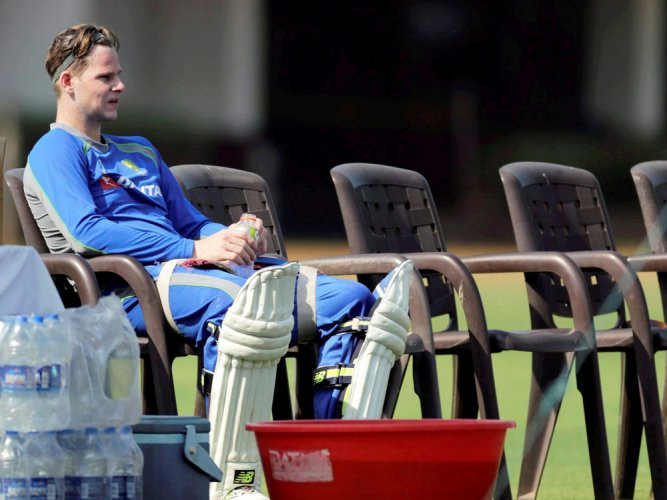 India taught me how to handle different situations: Smith