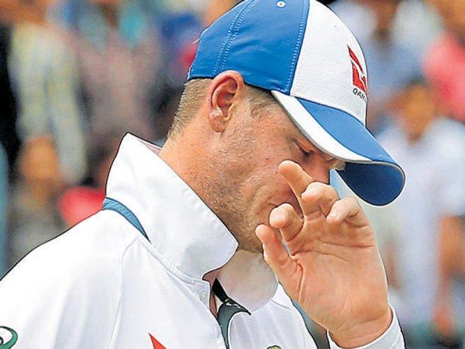 Smith says sorry but Kohli wants no friendships