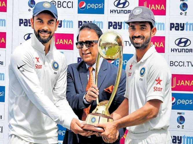 India conquer all with win over Australia