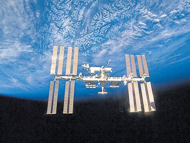 Five astronauts assigned to future ISS mission: NASA