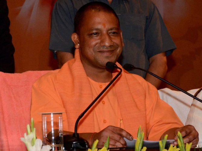 Surya Namaskar similar to Namaz: Adityanath