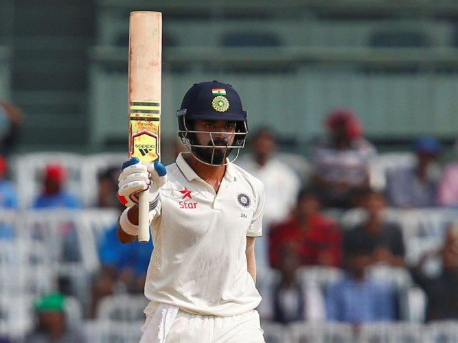 Consistent Rahul zooms to career best rank of 11th