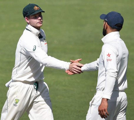 Don't know if Virat was hinting at me: Smith
