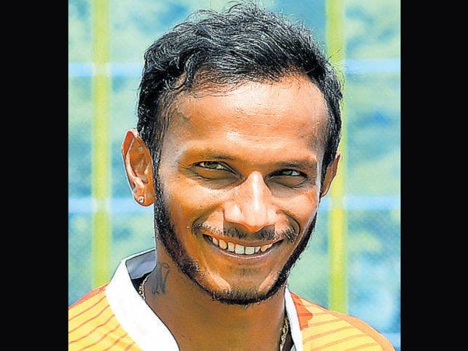 Sunil named Asia's best