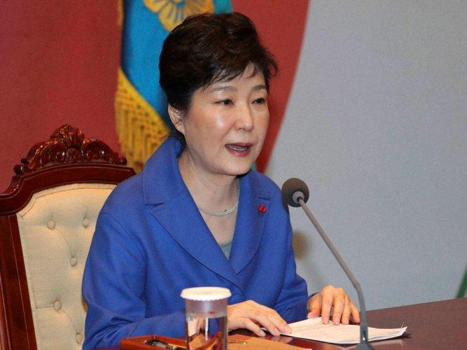 S Korea's Park in custody after court orders arrest