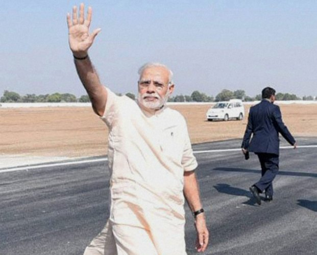 Multi-tier security for PM's visit to J&K