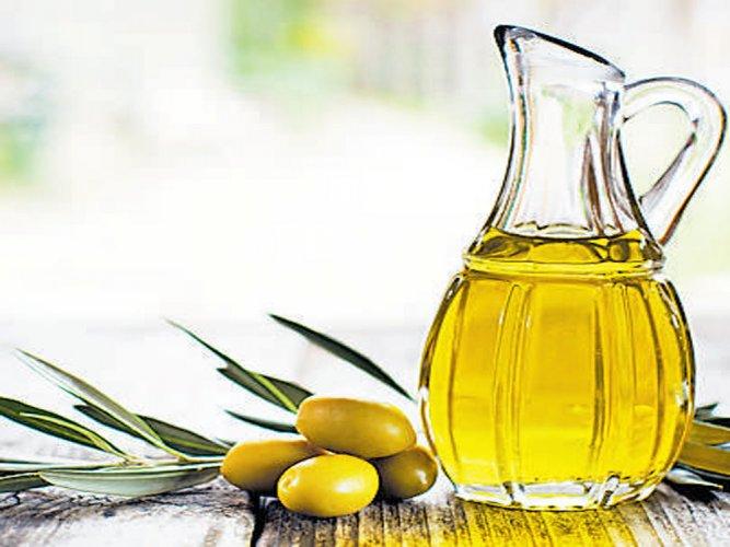 Five healthy oils
