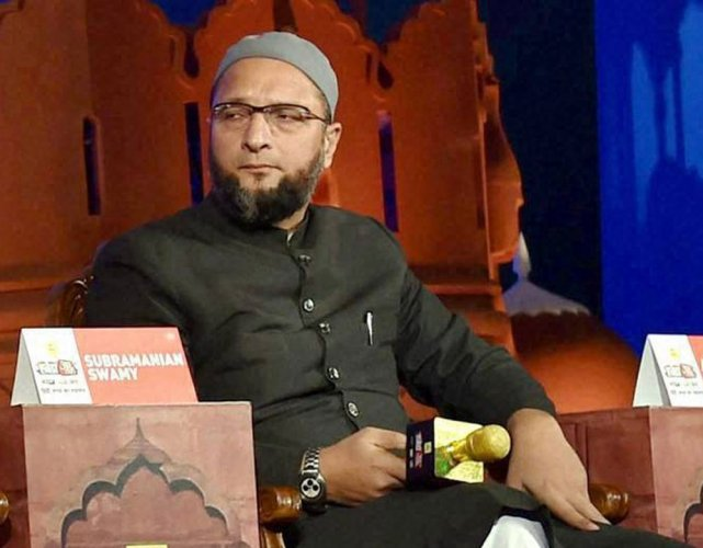 UP CM's 'surya namaskar' remark is to befool Muslims: Owaisi