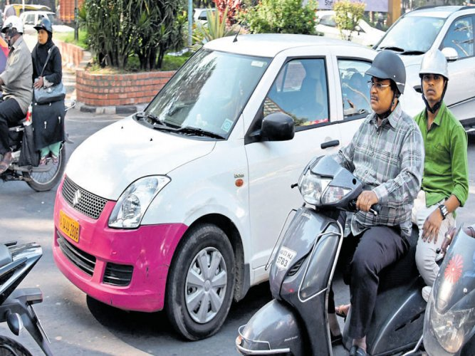 Women cab drivers break stereotypes, but in dire straits