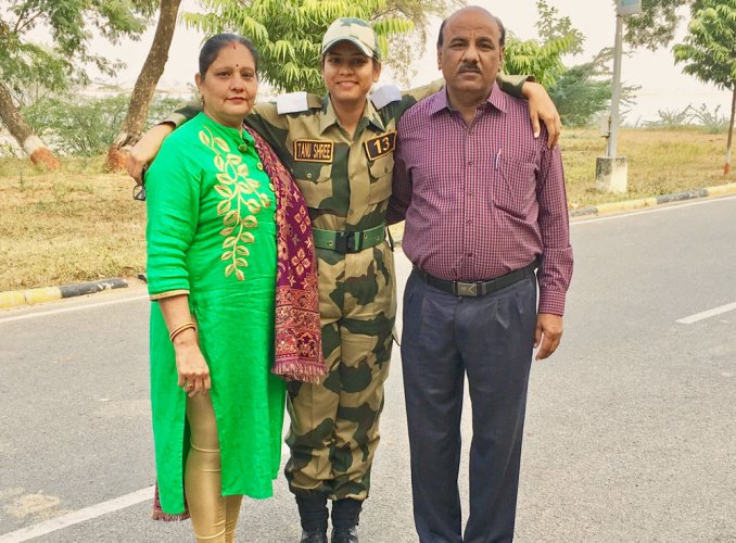 First BSF woman officer will miss coffee at border