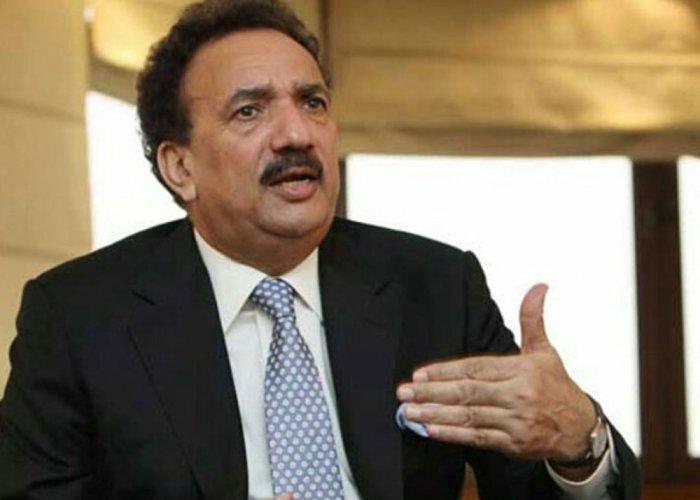 Pak ex minister becomes victim of April Fool's Day prank