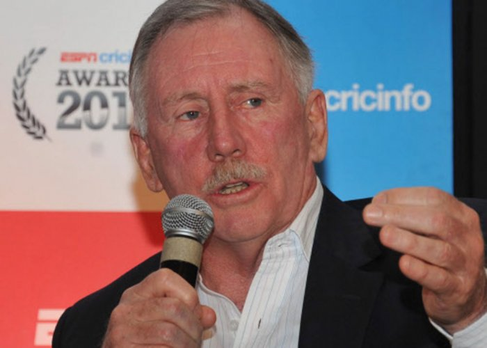 Chappell calls for reduction of on-field chatter, use of DRS