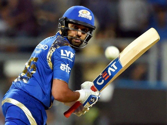 It was frustrating to sit and watch Indian team play: Rohit
