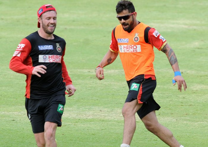 RCB hold trials to get Rahul replacement