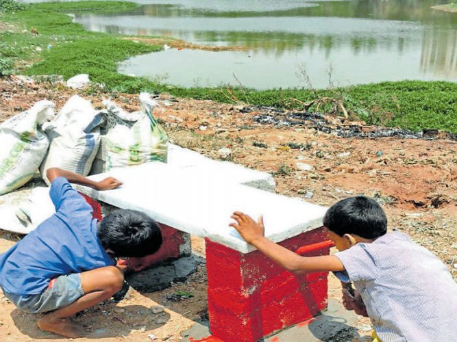 Residents assume mantle of reviving Chunchaghatta lake