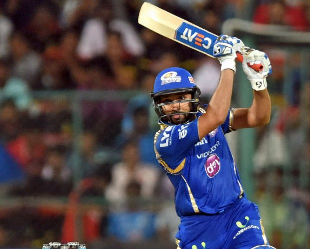 Rohit feared the worst when he hurt his thigh