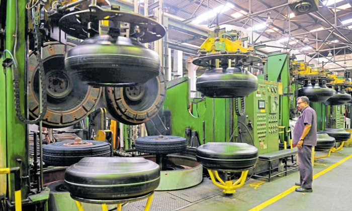 Factory output grows at 5-month high on surge in orders: PMI