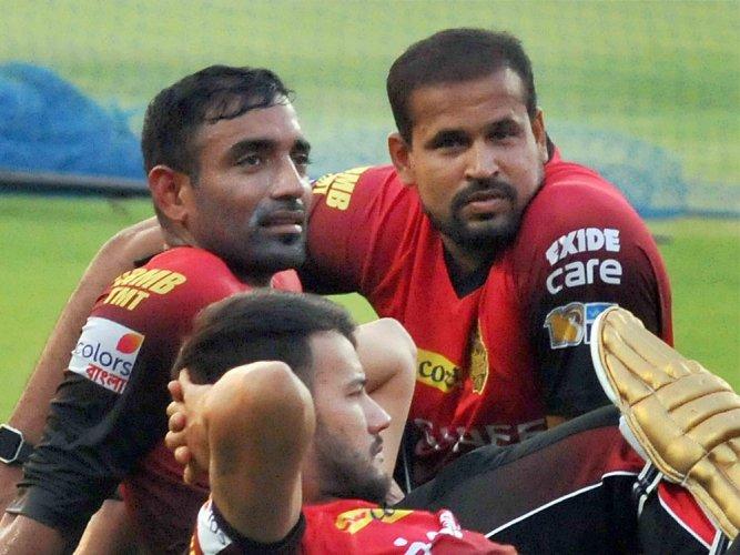 Pathan eyeing India comeback through IPL
