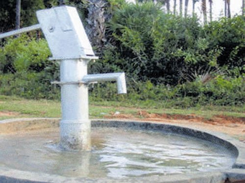 Setback to government's water supply plan, no yield from newly drilled borewells