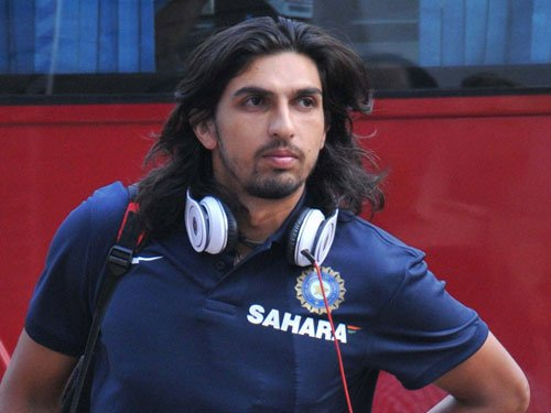 After auction snub, Ishant gets picked by Kings XI Punjab