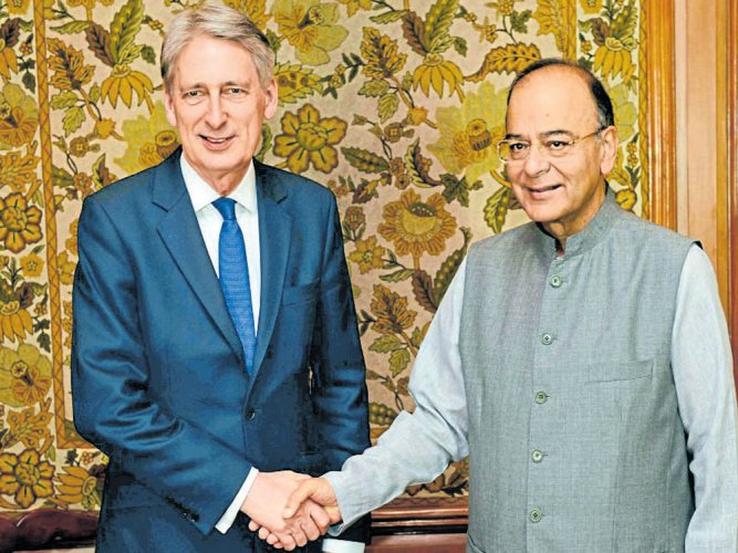India, UK set up 240-m pounds fund for green energy
