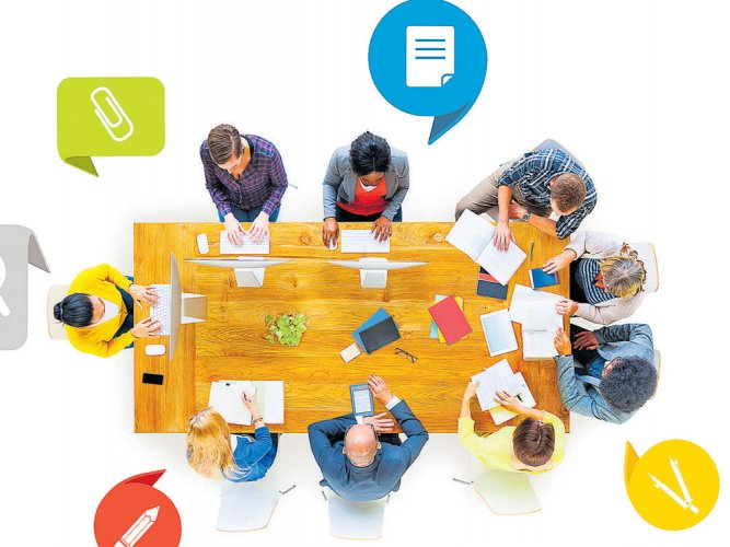 Combining academics with workforce skills