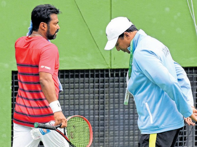 Paes doubles efforts as team selection looms