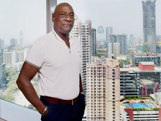 India can enter 'great category': Richards