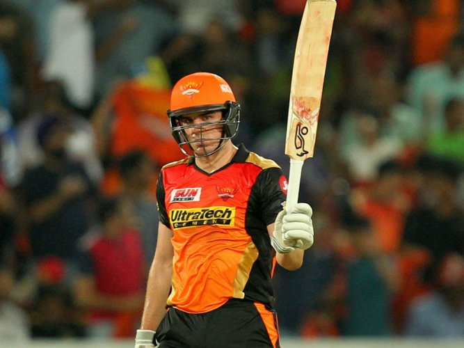 Sunrisers off to flying start