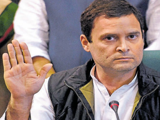 Rahul meet Yechury to forge alliance