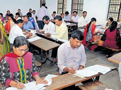 4k II PU evaluators absent on Day 1
