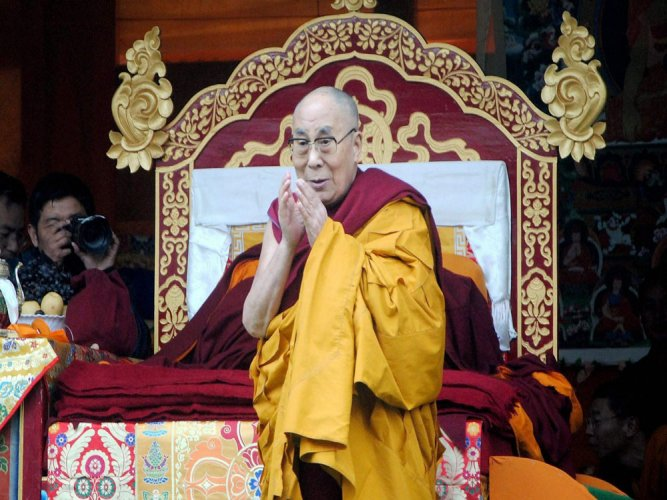 Dalai row: China accuses India of 'fuelling tensions'