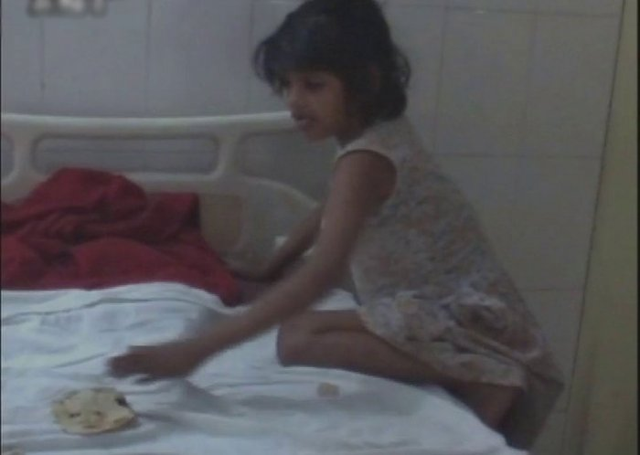 Jungle Book redux: 8-year-old girl found living with monkeys