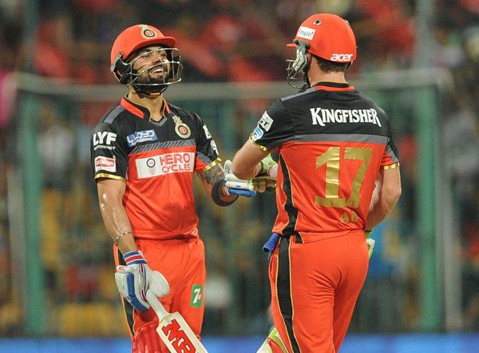 Doubter De Villiers impressed with 'Kohli The Captain'