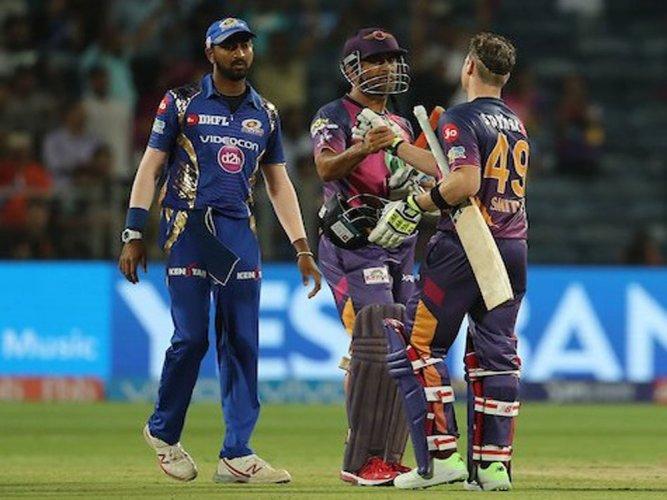 Captain Smith's unbeaten knock helps Pune beat Mumbai
