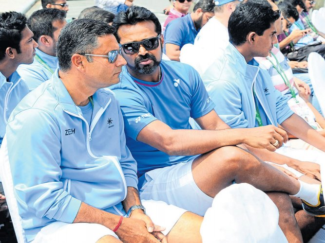 After 27 years, Paes gets the axe