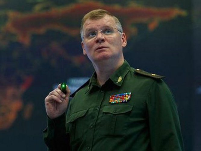 Russian military says Syrian air defences to be 'strengthened'