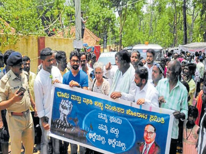 After CM's assurance, Diddalli tribals call off march to B'luru