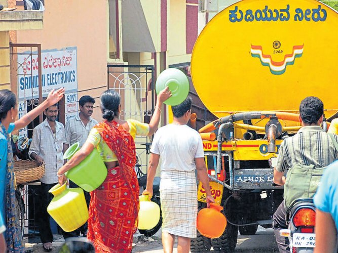 Pvt tanker owners hike prices as water crisis deepens