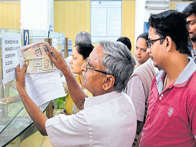 Govt defends decision not to extend deadline to exchange old notes