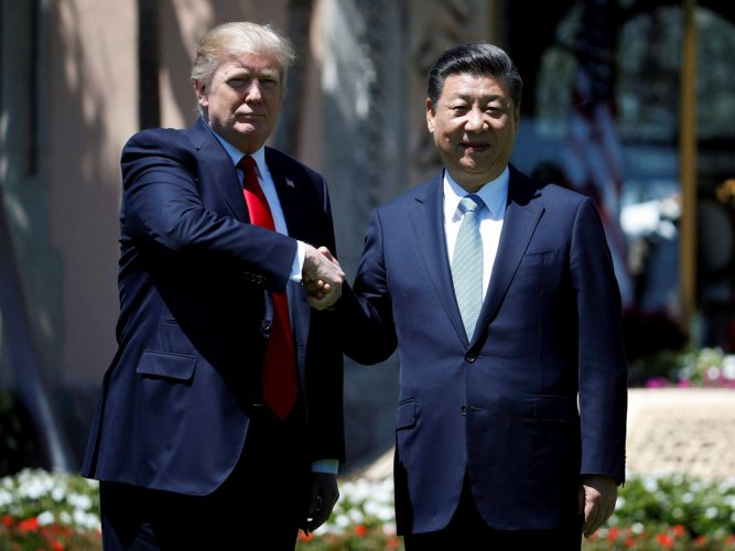 Trump, Xi establish US-China Comprehensive Dialogue