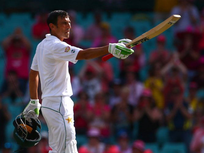 Younis Khan to retire after West Indies Tests