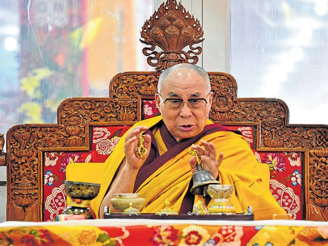 Dalai Lama says China's bid to find his successor 'nonsense'