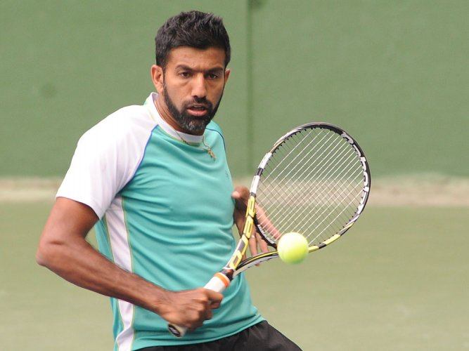 Bopanna and Balaji seal India's place in WG Play-offs